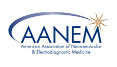 American Association of Neuromuscular & Electrodiagnostic Medicine Affiliate Logo
