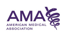 American Medical Association Affiliate Logo